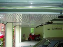 Porte de garage sécurisée Fichet CARSTYL®